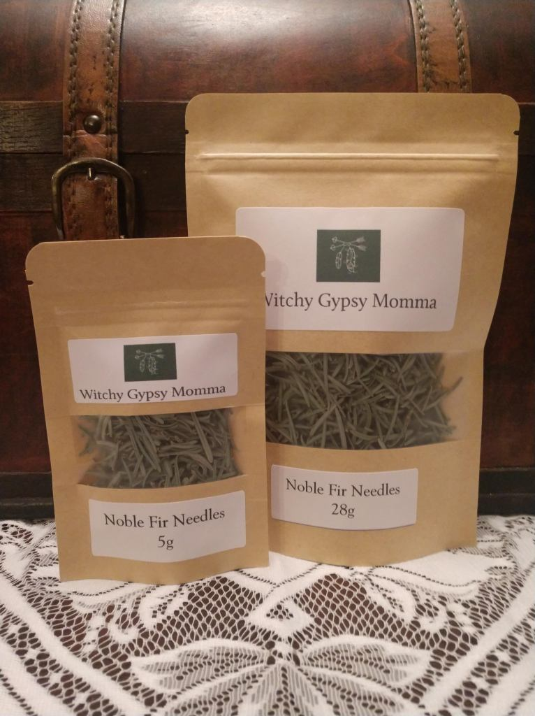 Noble Fir Needles for sale