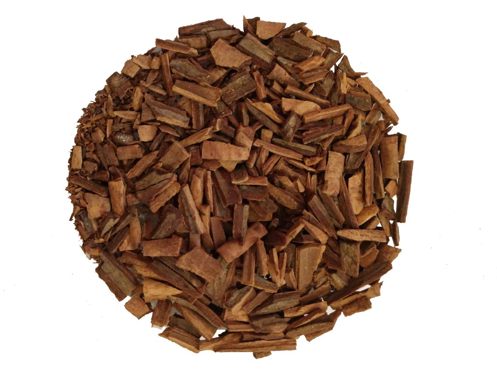 cinnamon bark chips
