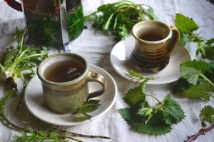 Creaky Bones and Achy Joints High Calcium Tea