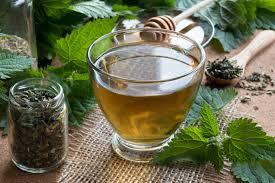 Nettle Mint Tea for Allergies